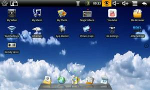 Tablet PC for Google android OS